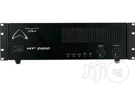 Wharfedale Pro Power Amplifier MP2800