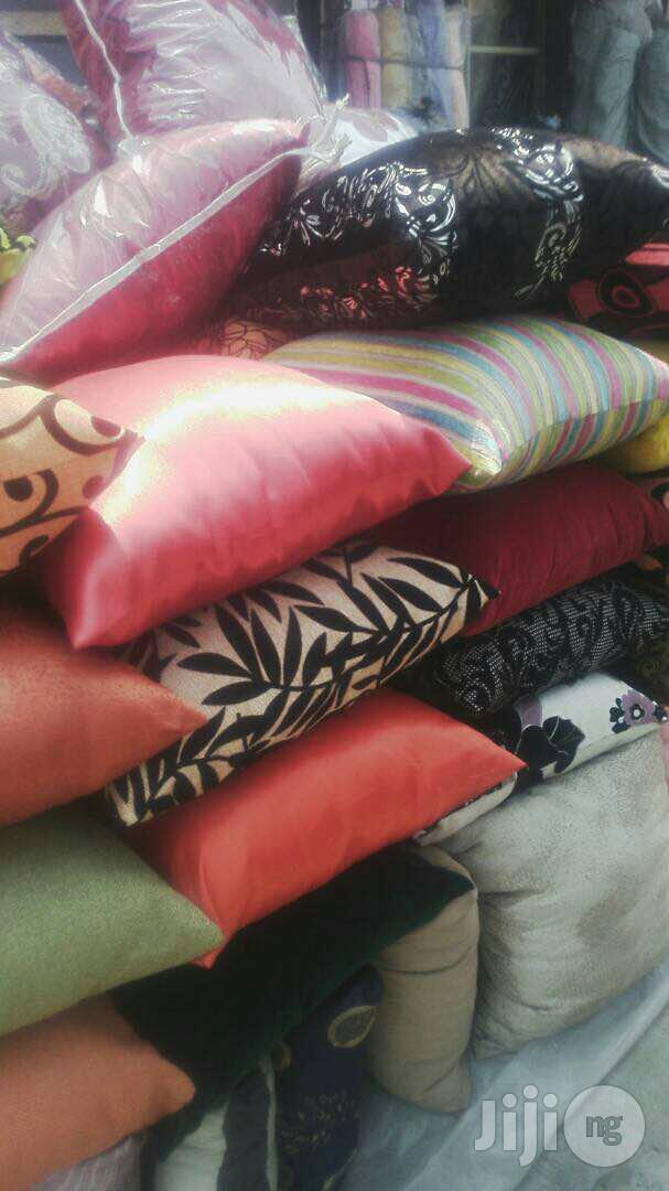 The Throw Pillows