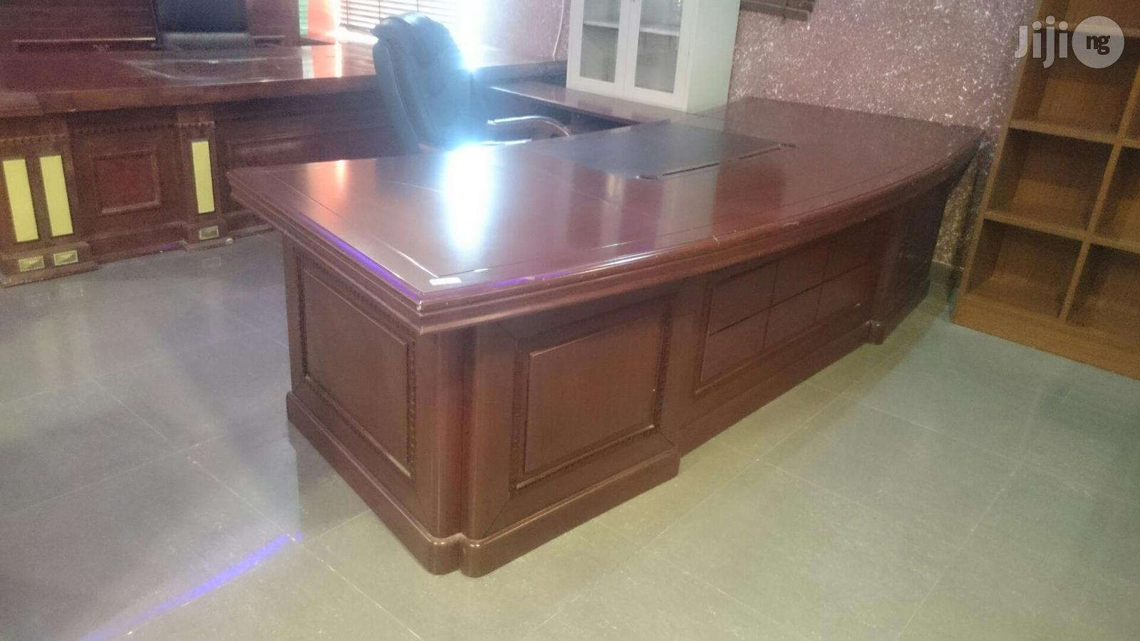 Senior Executive Office Desks | Furniture for sale in Ojo, Lagos State, Nigeria