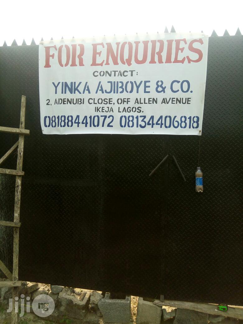 2 Plots of Land at Ajah Opposite Para Park for Sale