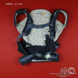 Tokunbo UK Used Denim Baby Carrier (Black)   Children's Gear & Safety for sale in Lagos State