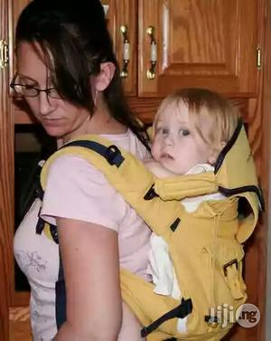 Tokunbo Used Denim Baby Carrier (Orange Colour)   Children's Gear & Safety for sale in Lagos State