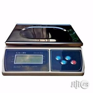 Camry Digital Weighing Scale - 30KG | Store Equipment for sale in Lagos State, Lagos Island (Eko)