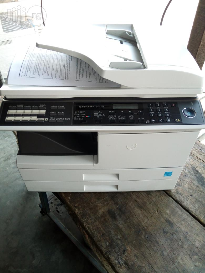 Sharp AR M201 Photocopier