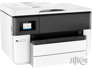 HP Officejet Pro 7740 Wide Format All-in-one Printer(A3/A4) | Printers & Scanners for sale in Lagos State, Ikeja