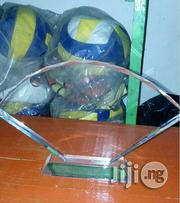 Glass Award With Printing | Arts & Crafts for sale in Lagos State, Ikeja