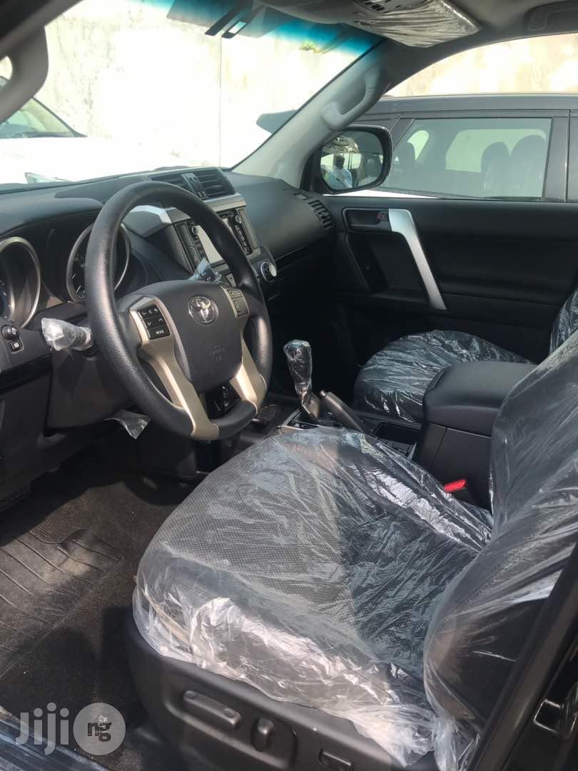 Toyota Land Cruiser Prado 2017 Black | Cars for sale in Surulere, Lagos State, Nigeria