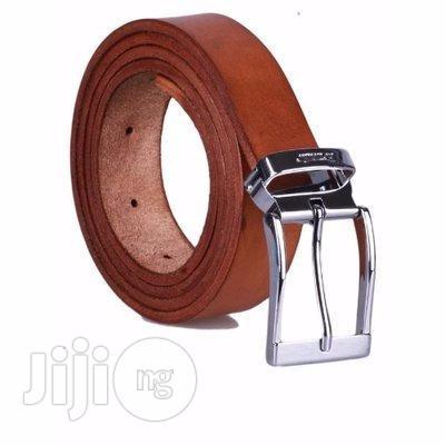 Archive: Men's Belt - Brown