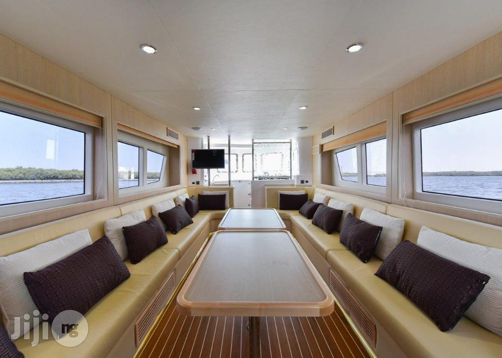 Archive: Passenger Boat (Sea Lounge 40)