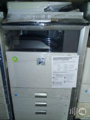 Sharp Mx-m452n Multifunctional Black And White Photocopy   Printers & Scanners for sale in Lagos State, Surulere
