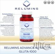 Relumins Advance Nutrition Gluta 1000 (60 Capsules) | Vitamins & Supplements for sale in Lagos State