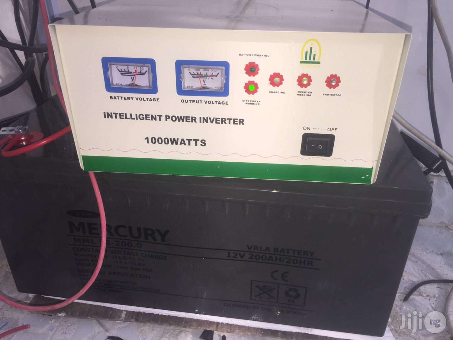 Rugged Korean Deep Circle Inverter Batteries | Electrical Equipment for sale in Yaba, Lagos State, Nigeria