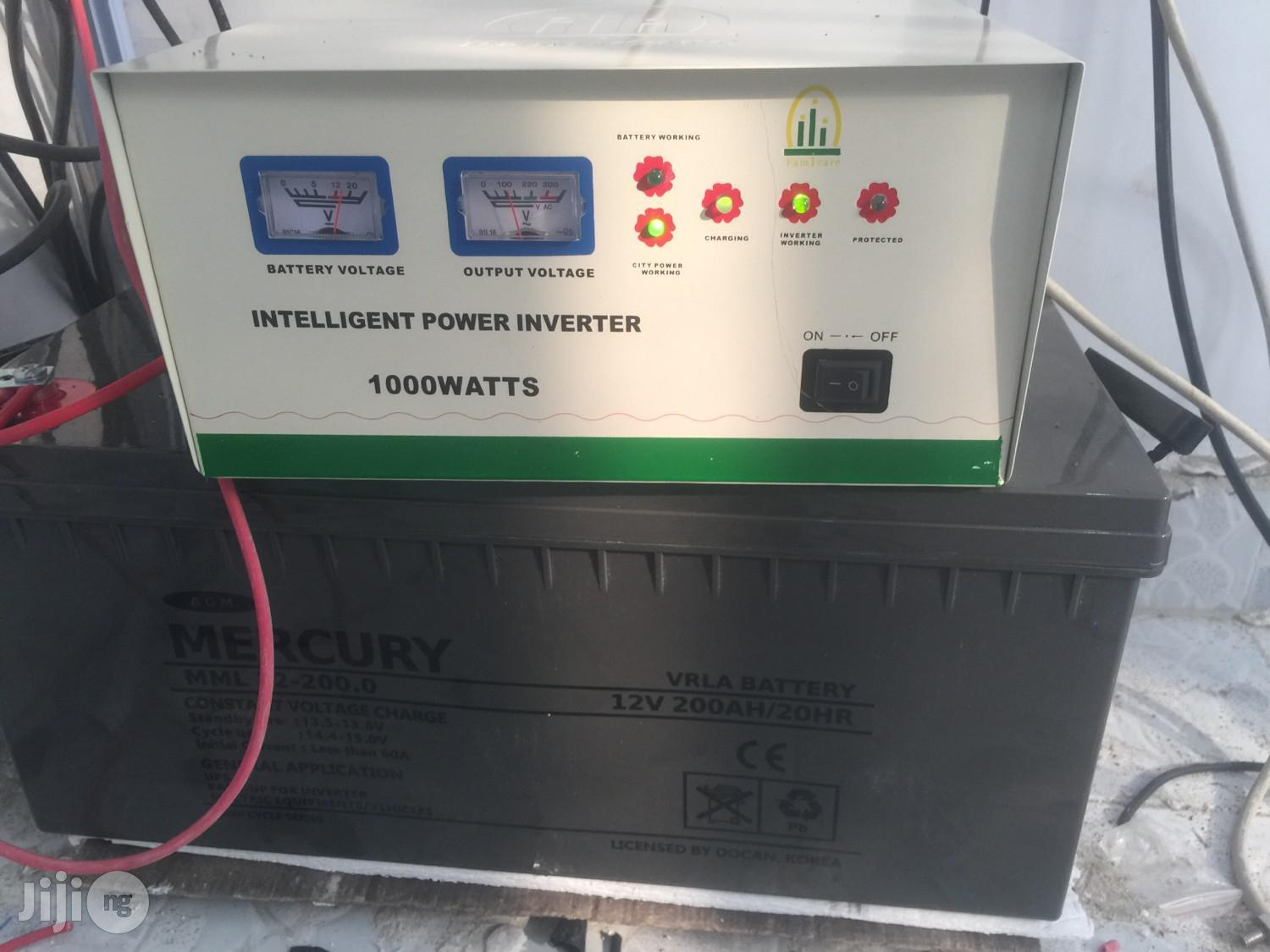 Rugged Korean Deep Circle Inverter Batteries