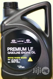 Genuine Hyundai Mobis 5W20 Premium Motor Oil | Vehicle Parts & Accessories for sale in Rivers State, Port-Harcourt