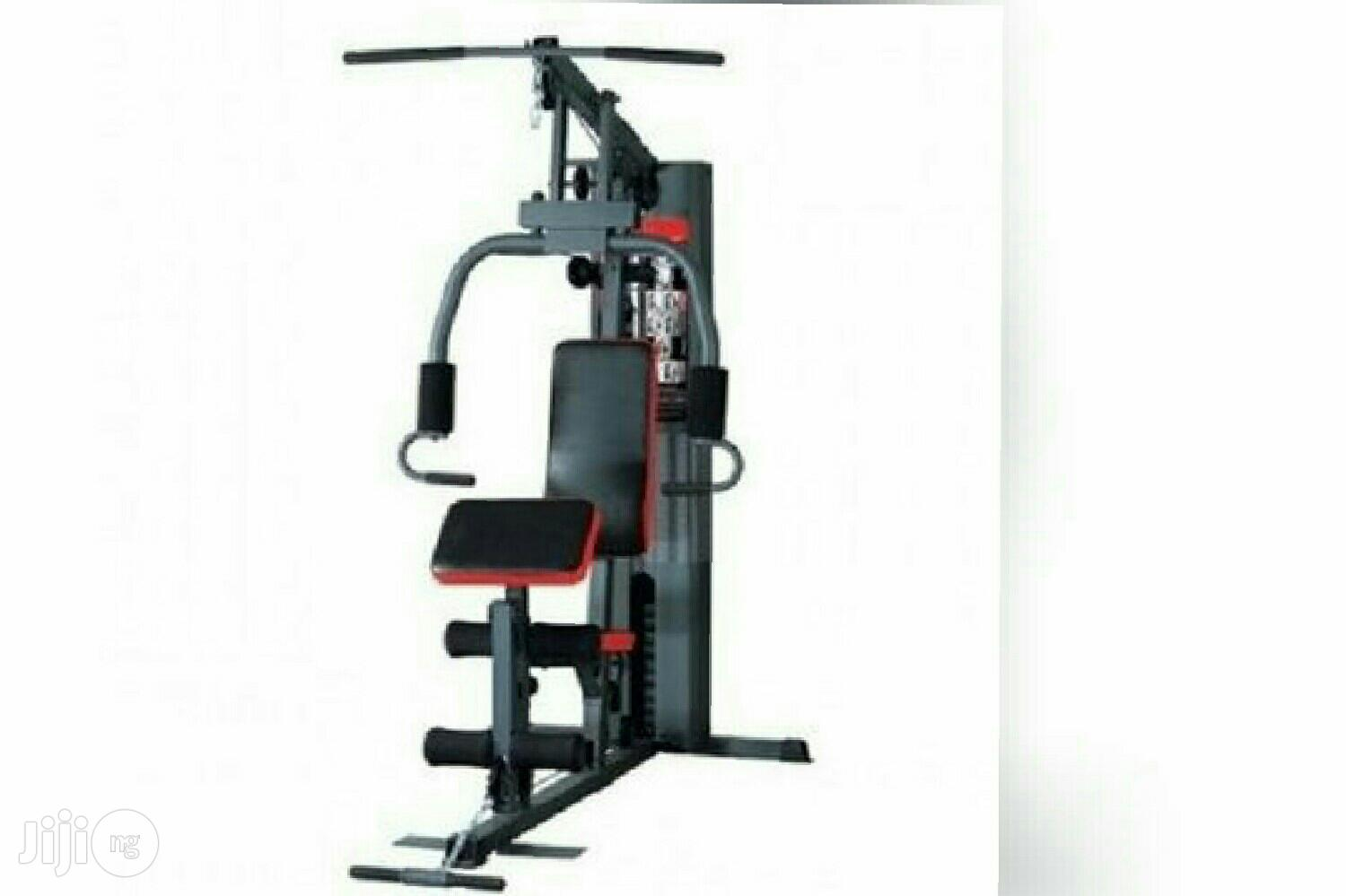 America Fitness Commercial One Station Gym