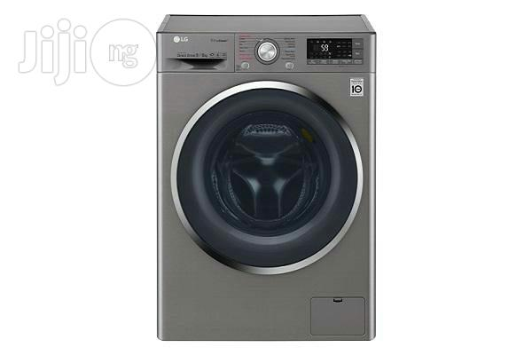 LG 9KG Washer and 6KG Dryer - 4j8fhp2s: