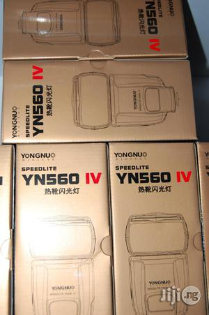 Yongnuo Speedlight Yn560 IV   Accessories & Supplies for Electronics for sale in Lagos State, Lagos Island (Eko)
