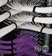 Cabling for LAN and Fibre Network | Computer & IT Services for sale in Lagos State, Surulere