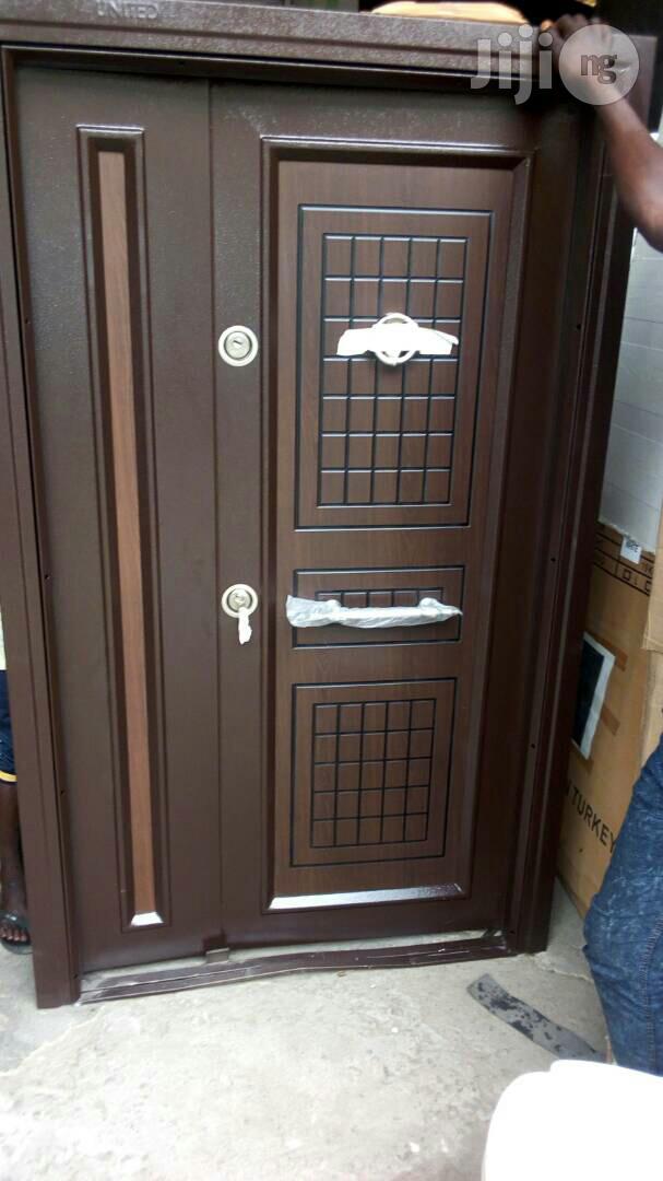 Execitive Security Turkey Door