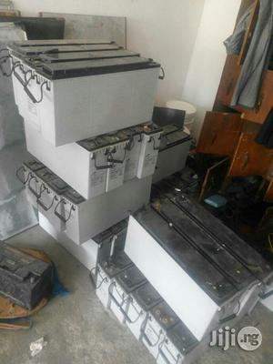 Used Solar Battery Or Batteries Lagos | Solar Energy for sale in Lagos State, Ikeja