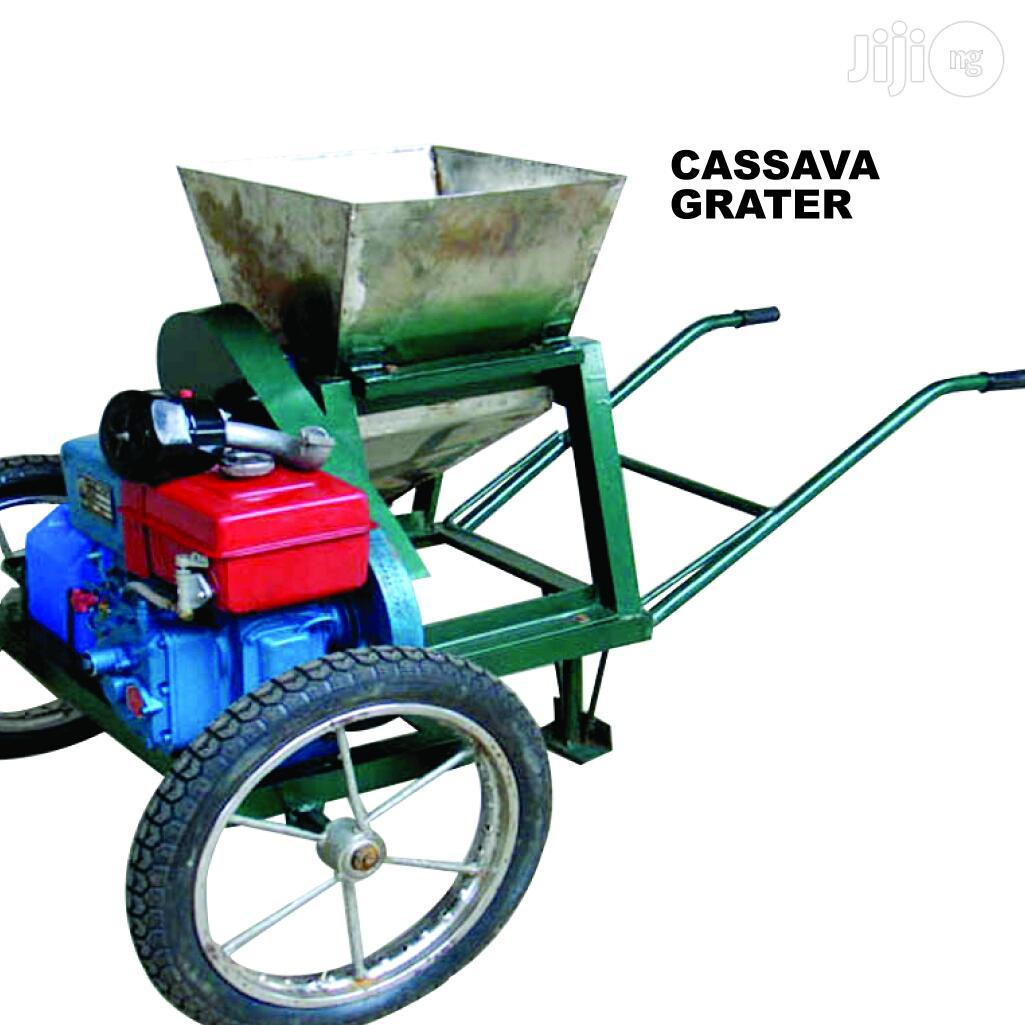 Cassava Grater, Feedmixer, Hammer Mills, Rice Thresher | Farm Machinery & Equipment for sale in Kaduna / Kaduna State, Kaduna State, Nigeria