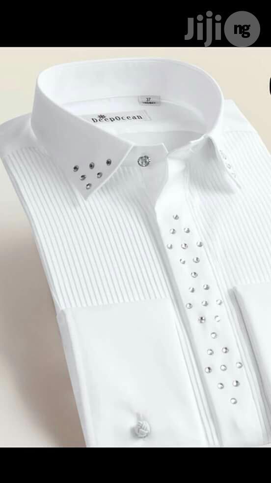 Turkish White Shirts