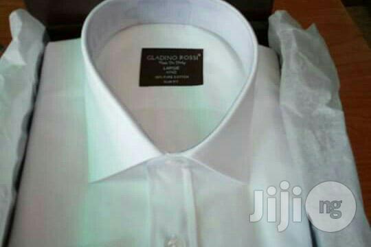 Turkish White Shirts | Clothing for sale in Lagos Island, Lagos State, Nigeria
