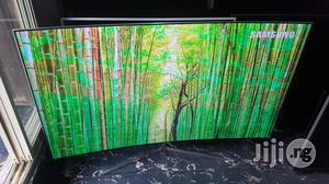 65 Inches Samsung Smart Curved SUHD 4k Quantum Dot HDR | TV & DVD Equipment for sale in Lagos State, Ojo