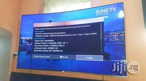 Samsung Smart Curved SUHD 4k Quantum Dot HDR UE65KS9500 | TV & DVD Equipment for sale in Lagos State, Ojo