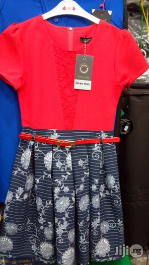 DIREN Turkey Girls Gowns   Children's Clothing for sale in Lagos State, Yaba