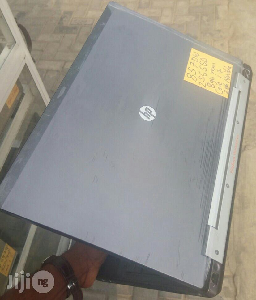 HP Elitebook Workstation 8570w Corei7 | Laptops & Computers for sale in Ikeja, Lagos State, Nigeria