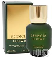 Loewe Esencia 100ml EDT Perfume for Men   Fragrance for sale in Lagos State