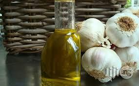 Garlic Oil Coldpressed Unrefined Organic Garlic Oil