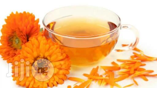 Marigold Oil Coldpressed Unrefined Organic Oil