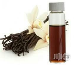 Vanilla Oil Coldpressed Unrefined Organic
