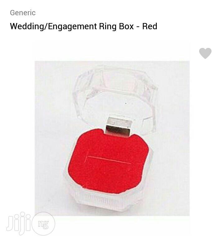 Archive: Wedding Ring Box