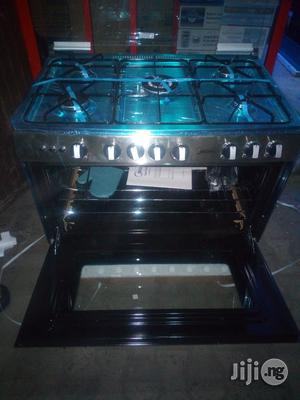 Midea 5burners With Oven,Roaster Grill,2rys Wrnty.   Kitchen Appliances for sale in Lagos State, Ojo