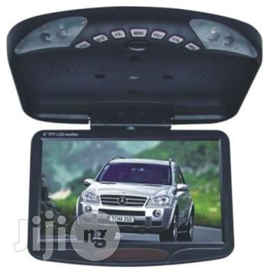 9 Inche Roof Mount DVD Player