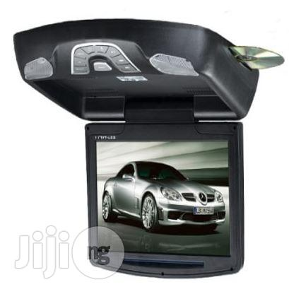 9 Inche Roof Mount DVD Player | Vehicle Parts & Accessories for sale in Surulere, Lagos State, Nigeria