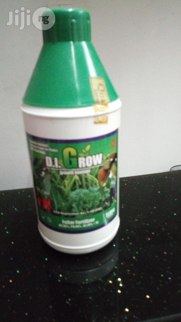 Dynapharm 1litre DI Grow Green Organic Plus Foliar Fertilizer