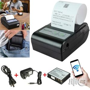 58mm Bluetooth Receipt Printer +Free Mobile Business App | Printers & Scanners for sale in Lagos State, Ikeja