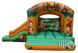 Bouncing Castle For Events For Rent