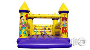 Available For Rent Bouncing Castle