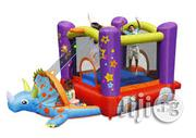 Crocodile Character Bouncing Castle For Rent | Party, Catering & Event Services for sale in Lagos State, Ikeja