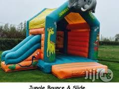 Elephant Character Kids Bouncing Castle For Rent   Party, Catering & Event Services for sale in Lagos State, Ikeja