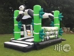 Character Mini Bouncing Castle For Rent