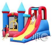 For Rent Bouncing Castle With Slide & A Playhouse | Party, Catering & Event Services for sale in Lagos State, Ikeja