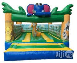 Ring Bouncing Castle For Rent