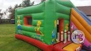 Simpson Character Bouncing Castle For Rent | Party, Catering & Event Services for sale in Lagos State, Ikeja