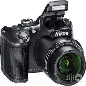 Nikon COOLPIX B500 16.0-Megapixel Digital Camera - Black | Photo & Video Cameras for sale in Lagos State, Ikeja
